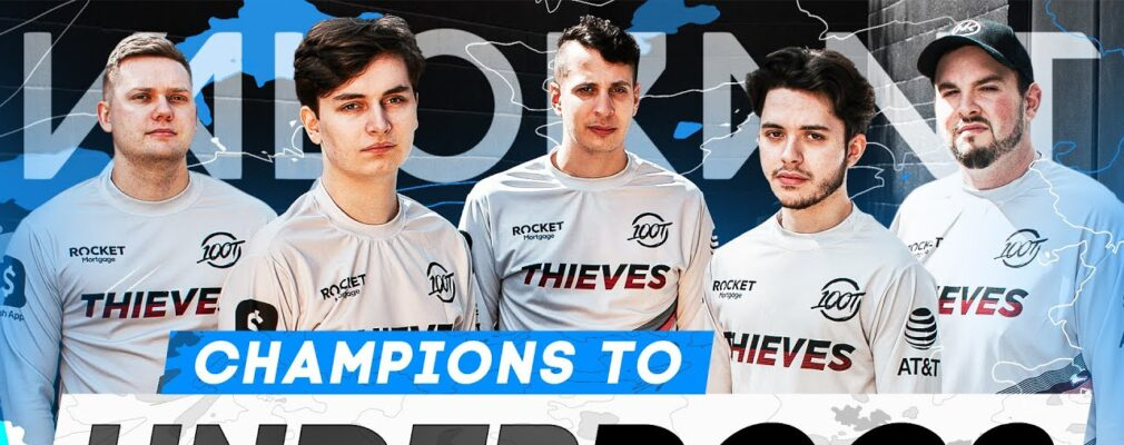100t valorant from champions to underdogs the heist p oD060Rpq8