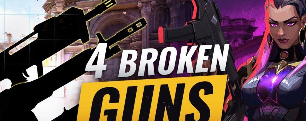 4 best guns almost nobody uses in valorant gxFeOXEiJCk