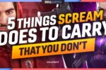 5 things scream does to carry that you don 8217 t q4PStC4tY0s
