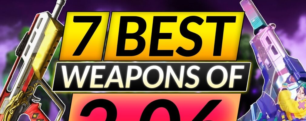 8 best guns everyone needs to buy right now 8211 2 06 weapons meta 8211 valorant aim guide n2NKmgAax8M
