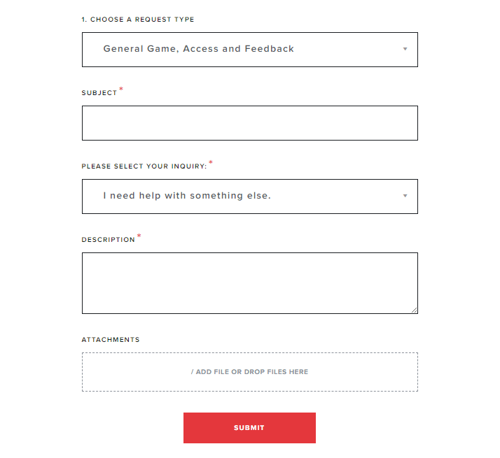 Valorant Unban Appeal Form