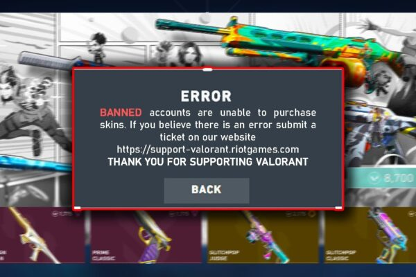banned for buying every skin in valorant NCTeRUn0 hU