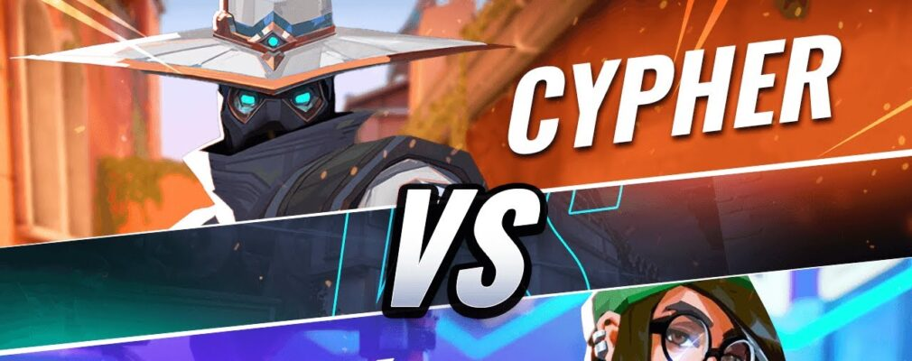 cypher vs killjoy who is the best sentinel in valorant LLGfZPlZVAQ