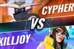 cypher vs killjoy who is the best sentinel in valorant LLGfZPlZVAQ