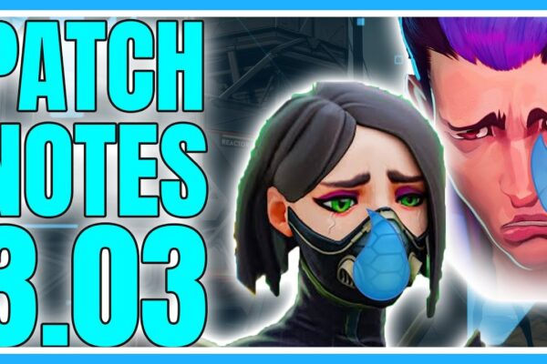 here are the full notes for valorant patch 3 03 eo34v9rOB18