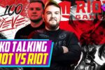 hiko talks 100 thieves vs riot games in valorant PpYfr5uKOtE