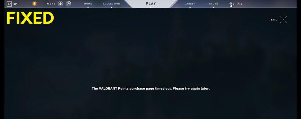 how i fix valorant store points bcvgtgjhGSg