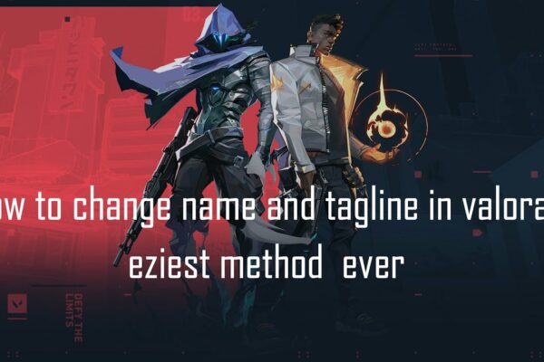 how to change name and tagline in valorant dzJLEndjlIo
