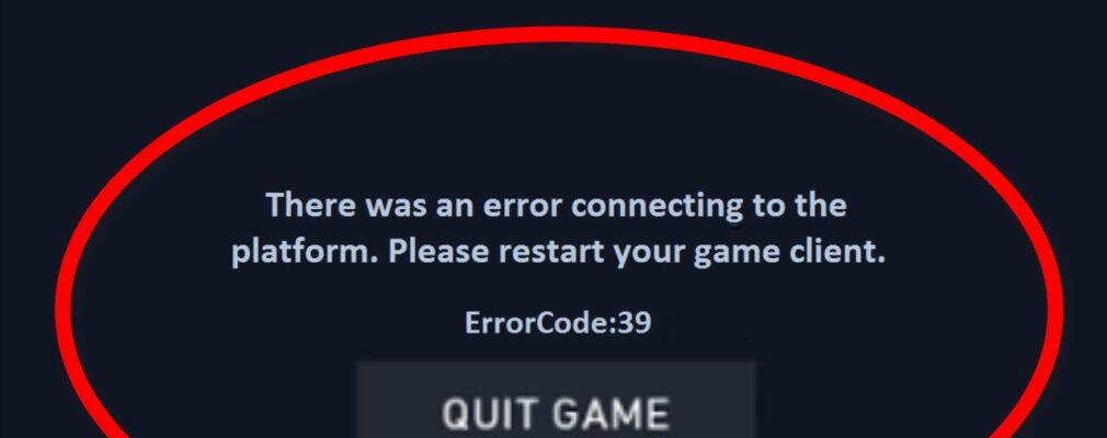 how to fix valorant error code 39 dltqmMpaOgo