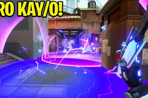 how valorant pro players use kay o HDFnyU1nA c