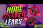 massive leaks frenzy 038 stinger nerfed new agent leaks 038 more 8211 valorant patch 2 03 ToXpzeem77k