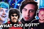 shroud banned from twitch G4OYfD3iT6o