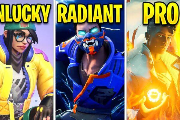 unlucky vs radiant vs pro player 8211 valorant b3FyLTI EZY