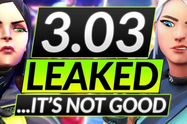 valorant guide new patch 3 03 leaked VYHM hj8MX4