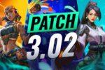 valorant patch 3 02 new update raze 038 sage bug fixes XehVWnd692E